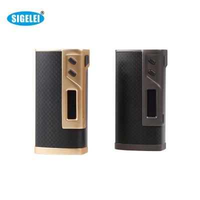 Sigelei 213W Carbon fiber&Zinc Alloy Mod