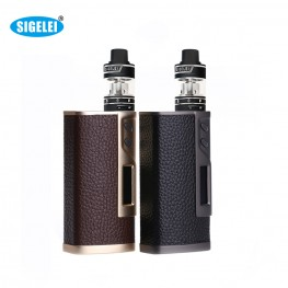 Sigelei 213W Leather&Zinc Alloy Kit